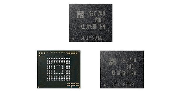 Fürs Galaxy S9? Samsung kündigt 512-Gigabyte-Speicherchip für Smartphones an
