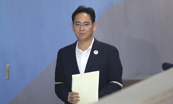 Korruptionsskandal: Samsung-Erbe drohen 12 Jahre Haft – schon wieder