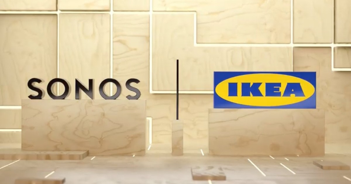ikea und sonos arbeiten gemeinsam an home sound produkten t3n digital pioneers. Black Bedroom Furniture Sets. Home Design Ideas