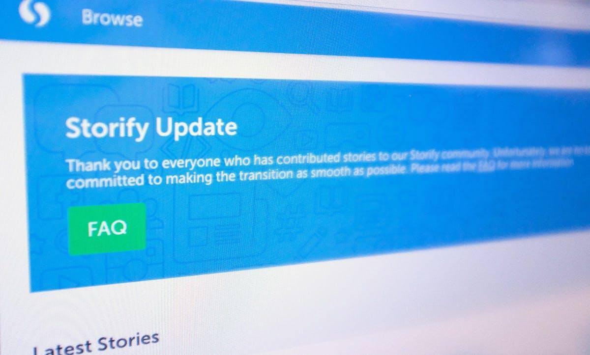 Storify wird eingestellt – und löscht alle Daten