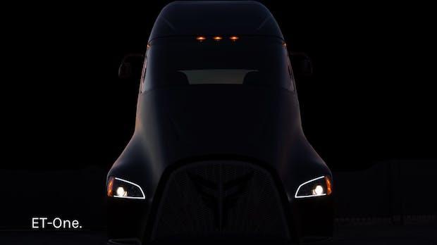 Thor ET1: Dieser E-LKW soll Tesla das Fürchten lehren