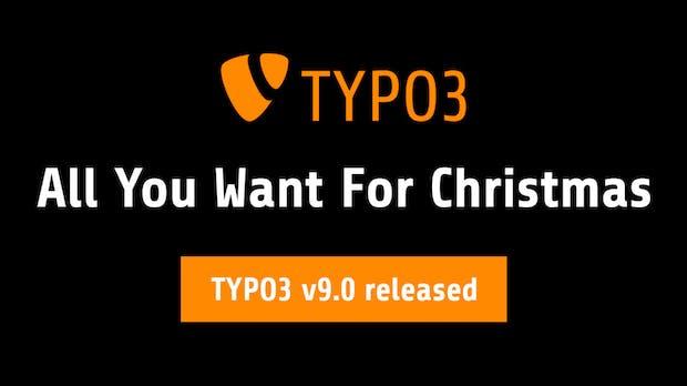 TYPO3 9.0 – das bringt die neue Version
