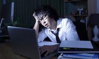 Überstunden bis zur totalen Erschöpfung: Drohne soll Japaner nach Hause scheuchen
