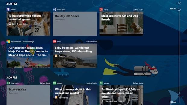 Spring Creators Update: Die nächste Windows-Version 1803 kommt bald