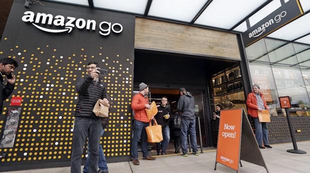 Wieso eröffnet jetzt erst der zweite Amazon-Go-Shop?