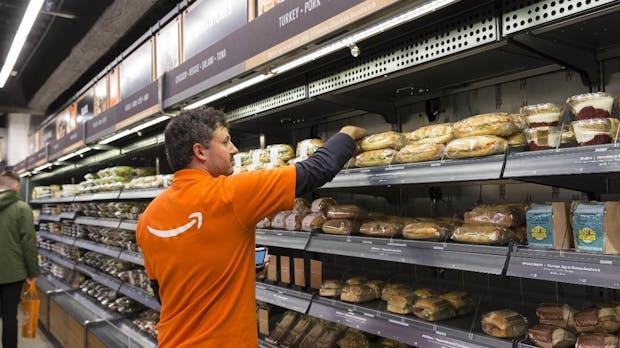 Seattle: Amazon probiert Einkaufen ohne Kassen in einem größeren Laden aus