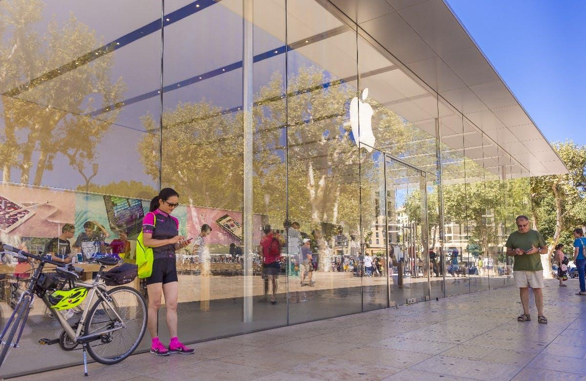 Gegen den Trend im PC-Markt: Wachstum bei Apple und HP