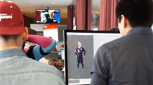 """""""Hack mas"""" statt """"Pack mas"""": Mit diesen Ideen will sich der FC Bayern digitalisieren"""