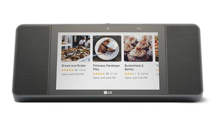 Smart-Displays mit Google Assistant von LG JBL und Lenovo in Bildern                                   Bilder