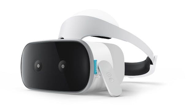 Lenovo Mirage Solo Daydream-VR-Headset. (Bild: Lenovo)