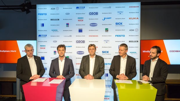 Neue Allianz gegründet: So will Siemens das Android der Industrie werden