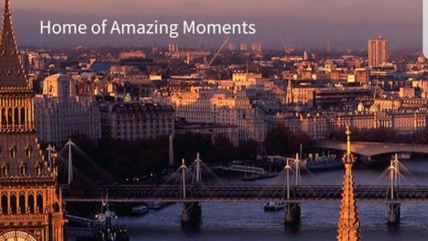"""Das Programm """"City Experience"""" führt chinesische Besucher durch London."""
