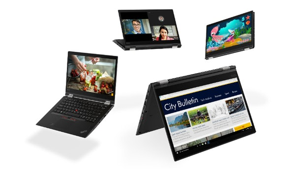 Thinkpad: Lenovo stellt neue Business-Notebooks vor