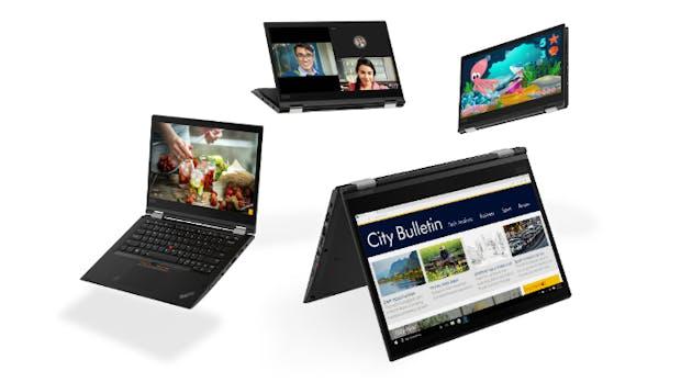 Thinkpad: Lenovo stellt neue Business-Notebooks vor