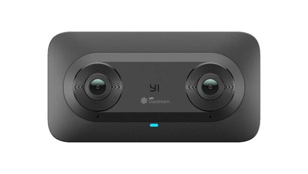 Yi Technologies 180-Gra-Kamera von vorne. (Bild: Yi Technologies)