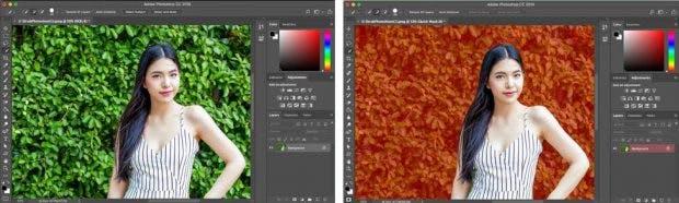 Die Funktion zur KI-gestützten Auswahl wurde von Adobe schon im November angekündigt. Jetzt hat sie es in die finale Photoshop-Version geschafft. (Bild: Adobe)