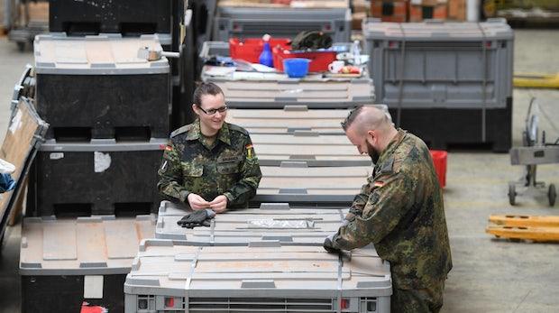 Amazon rekrutiert Offiziere aus der Bundeswehr