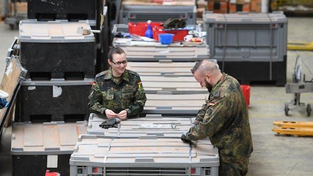 10991cb4b4 Amazon rekrutiert Offiziere aus der Bundeswehr