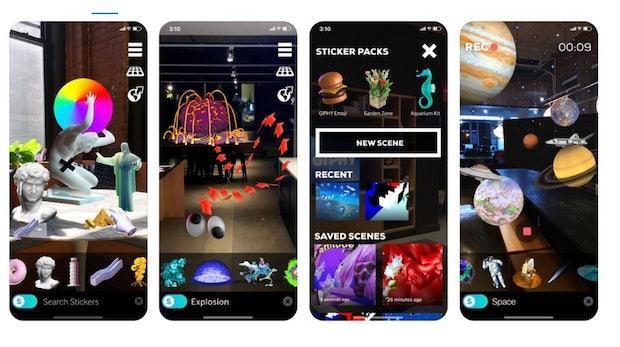 App-Store: Apple veröffentlicht Webvorschau im iOS-11-Design