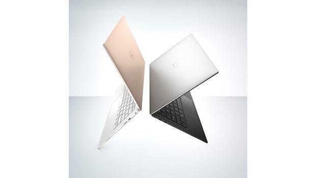 Dell XPS 13 (9370). (Bild: Dell)