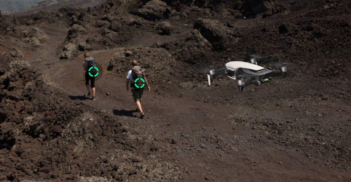 DJI will Drohnen bald mit Flugzeug-Warnsystemen ausstatten