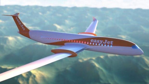 Easyjet setzt auf Elektroflugzeuge von Wright Electric. (Bild: Wright Electric)