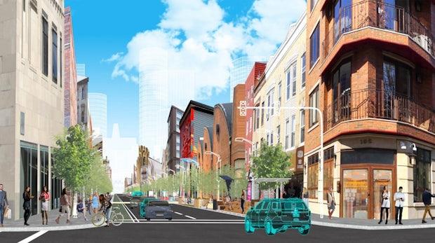 Ford plant offene Plattform für vernetzte Fahrzeuge