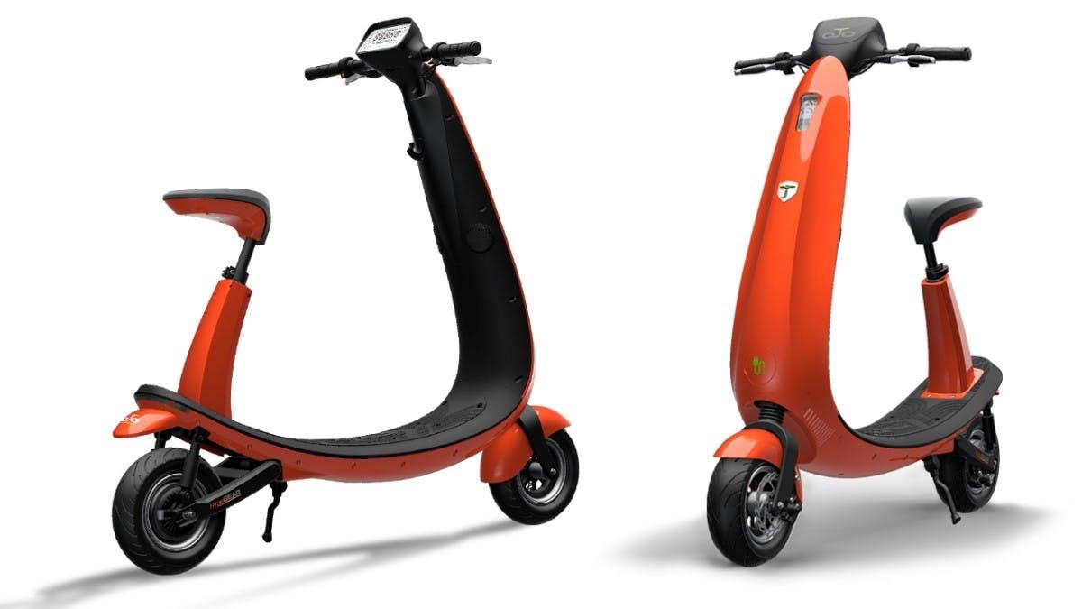 Ford Ojo Elelctric: Neuer Elektroroller mit smarten Extras