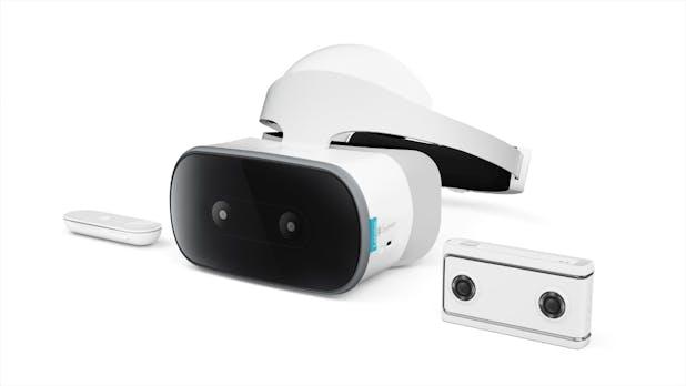 Mirage Solo: Google und Lenovo präsentieren Standalone-VR-Brille für Daydream
