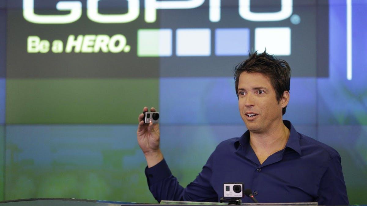 Gopro im Sturzflug: Kamerahersteller streicht jede fünfte Stelle