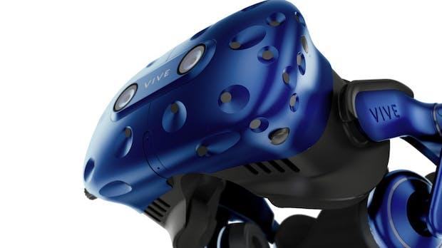 HTC will im VR-Markt mit Pro-Modell aufholen – Oculus geht nach China
