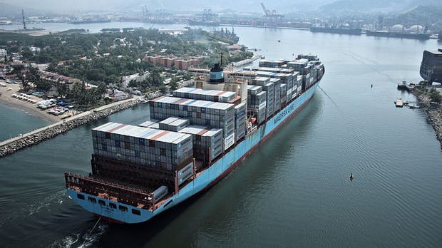 IBM und Maersk wollen die Blockchain für die globale Logistik bauen