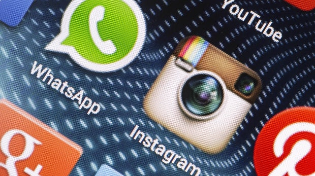Text statt Selfie: Instagram testet neue Story-Funktion