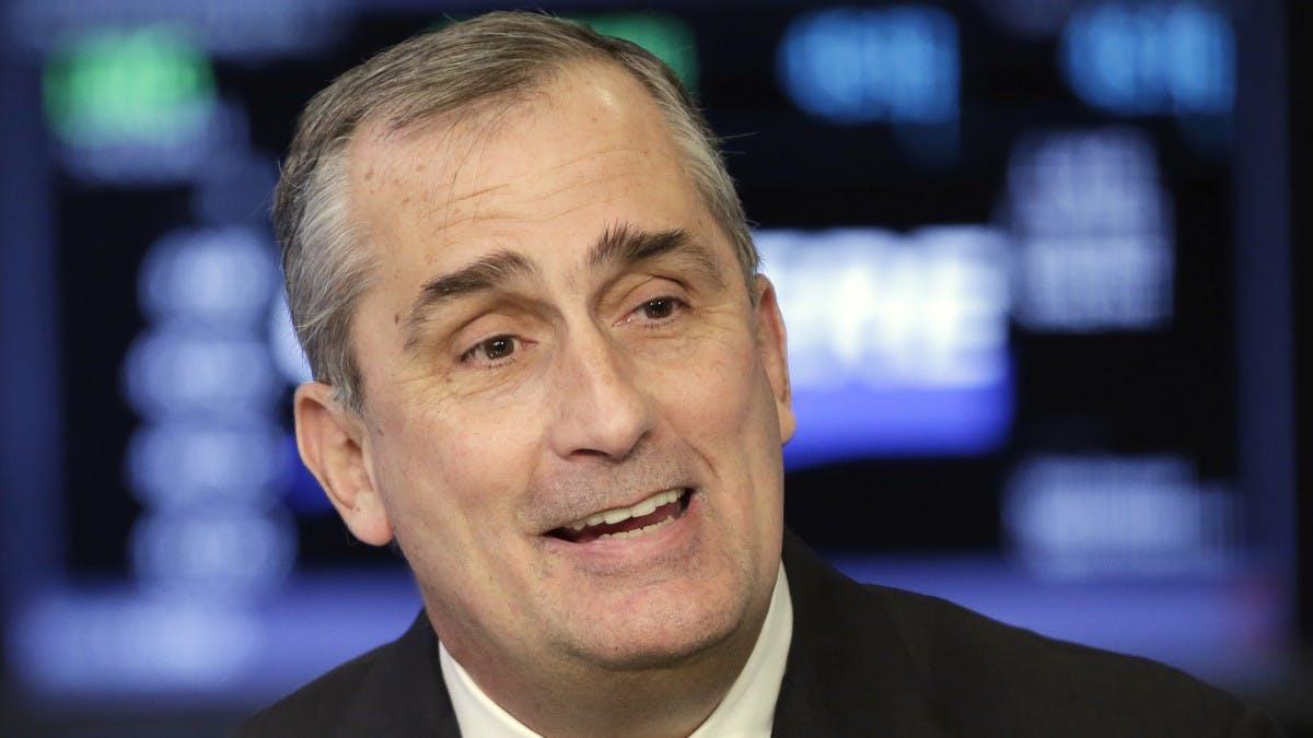 Wegen Beziehung mit Mitarbeiterin: Intel-Chef tritt zurück