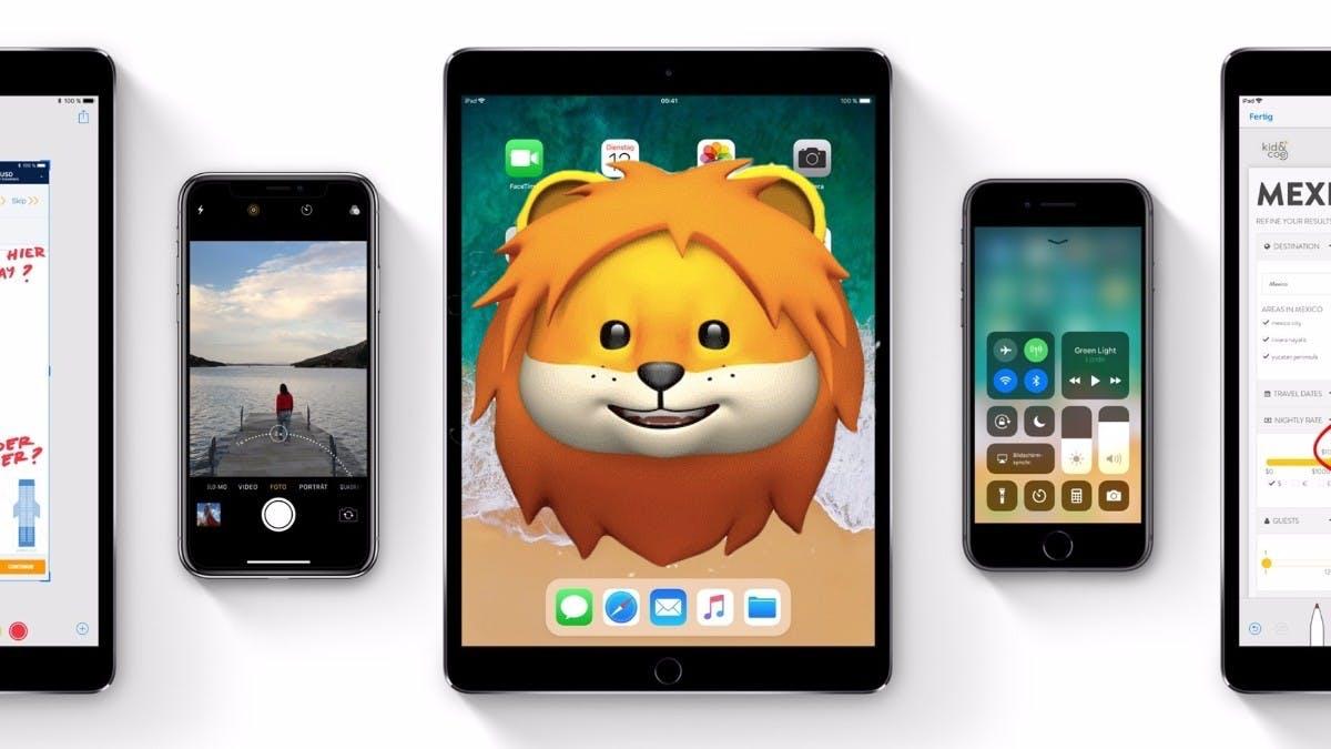 iOS 11.3 ist da: Das bringt das große Update