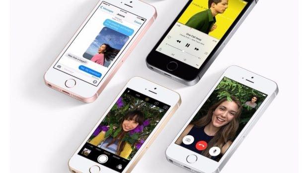 Apples iPhone SE (2020) dürfte wie das 2016er Modell im unteren Preis-Segment angesiedelt sein. (Bild: iPhone SE 2016; Apple)