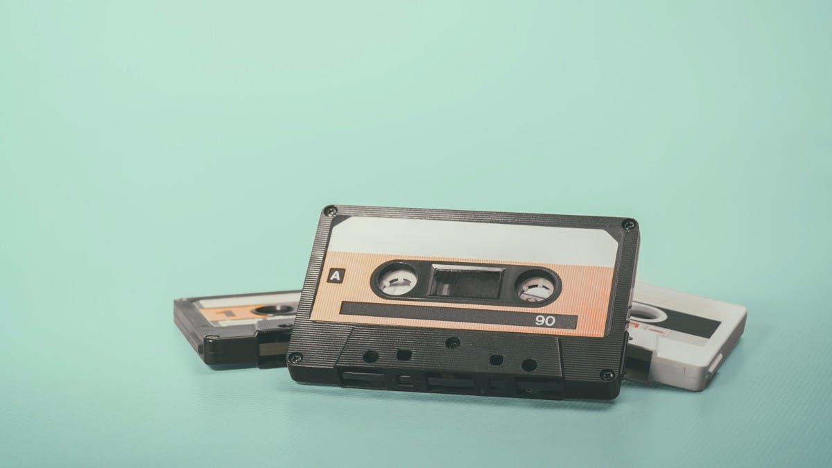 Unerwartetes Comeback: Kassetten hatten ihr bestes Jahr seit 2012