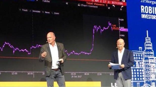 Mike Novogratz – die Krypto-Handelsbank des Ex-Bankers macht 136 Millionen Dollar Verlust