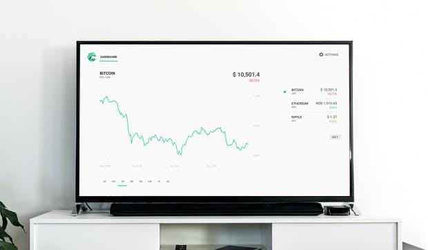 Cryptee wurde speziell für Android TV entwickelt. (Bild: Cryptee)