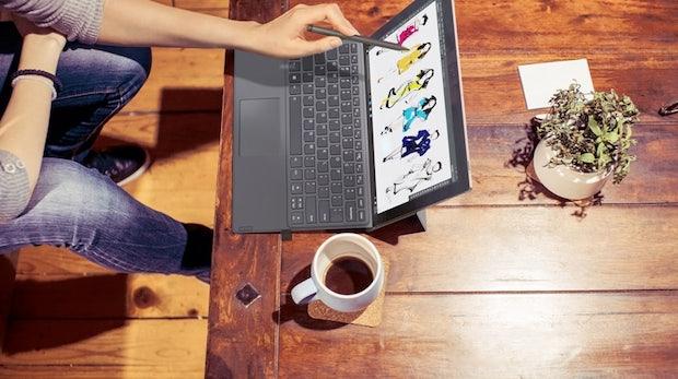 Das sind die spannendsten Windows-10-Notebooks der CES 2018