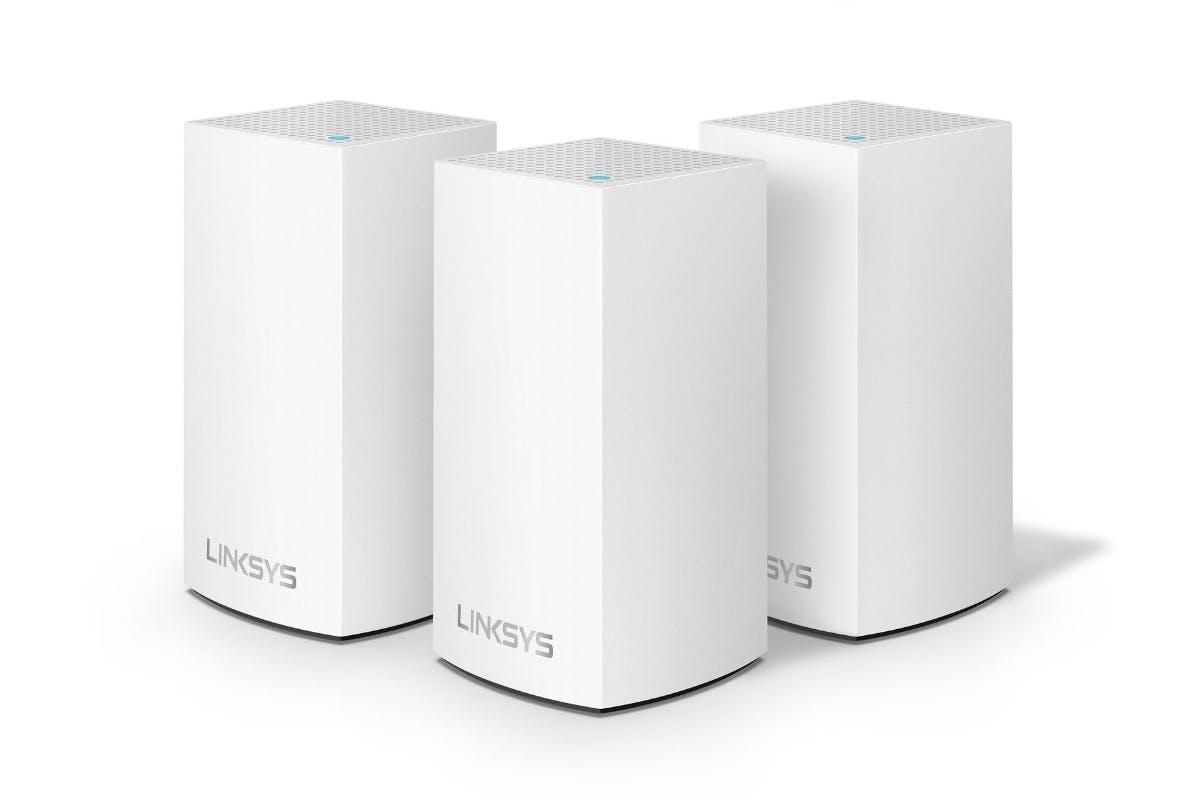 Neuer Mesh-WLAN-Router von Linksys wird günstiger