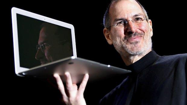 10 Jahre Macbook Air: 2008 krempelte Steve Jobs den Notebook-Markt um