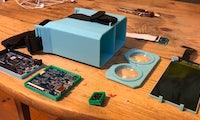 16-Jährige bauen quelloffene VR-Brille – weil sie kein Geld für eine Oculus Rift hatten