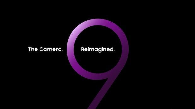 Samsung Galaxy S9 (Plus): Vorstellung der neuen Top-Smartphones am 25. Februar