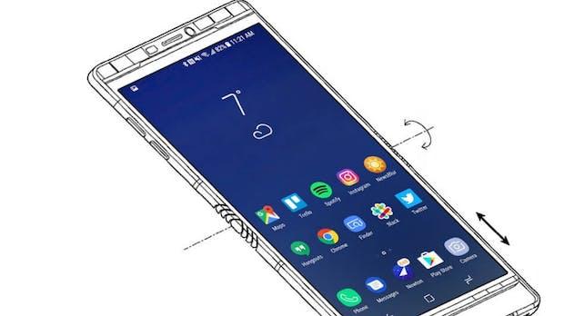 Samsungs erstes faltbares Smartphone wird wohl ein richtig teurer Spaß