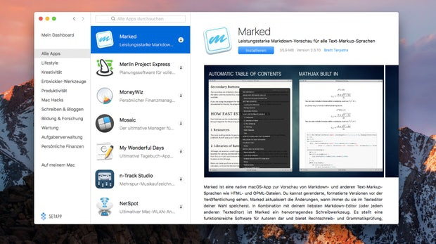 Ein Jahr nach dem Launch: Ein Blick auf die Zahlen des App-Abos Setapp
