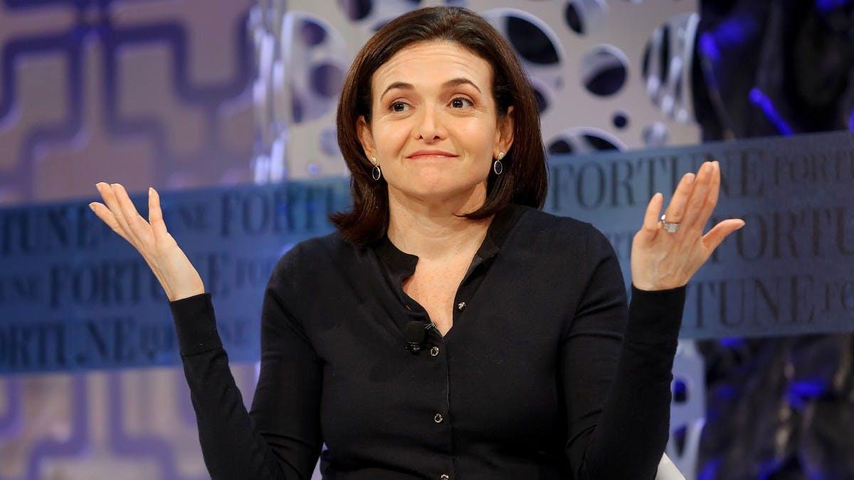 Shery Sandberg, die Nummer zwei bei Facebook, übersah die politischen Kampagnen des Netzwerkes. (Foto: Shutterstock)