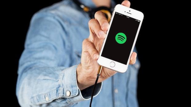 Spotify startet am 3. April an der Börse