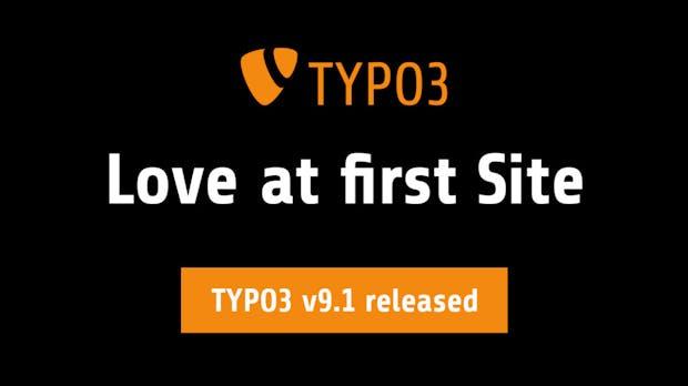 TYPO3 9.1.0 bringt neues Redirects-Modul und mehr