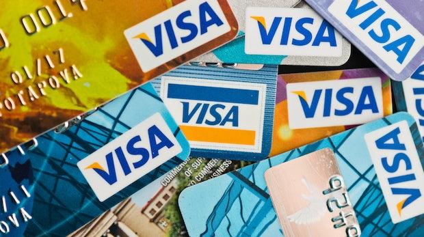 Visa: Hunderttausende Bitcoin-Kreditkarten gesperrt